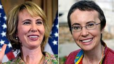 Congresswoman [Gabrielle Giffords] - Nothing short of amazing and blessed. An inspiration to all.