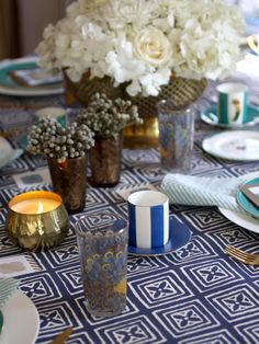 Fall Decor and Decorating Trends   Interior Design Styles and Color Schemes for Home Decorating   HGTV >> http://www.hgtv.com/design/decorating/design-101/design-bloggers-on-falls-top-trends-pictures?soc=pinterest