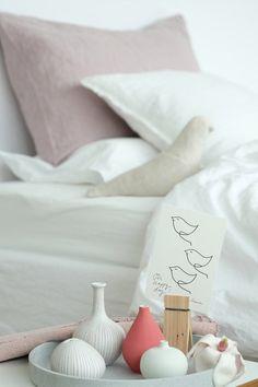 Fröhlich in den Frühling: Der März auf SoLebIch | SoLebIch.de  #pink #decoration #interior #design #bedroom #details #inspiration