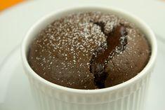 σουφλε σοκολάτας