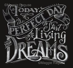 The Mag Rag: I love Hand Lettering!