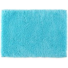 JCPenney Home™ Drylon Microfiber Bath Rug Collection ($12) ❤ Liked On  Polyvore Featuring
