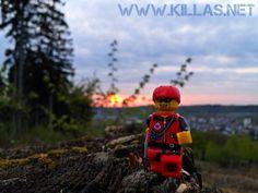 When the sun goes down #Sonnenuntergang #Iserlohn #Alexanderhöhe