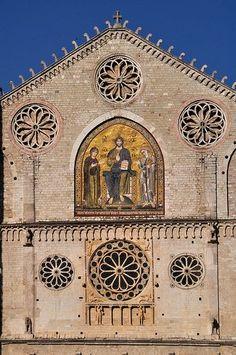 Duomo di Spoleto (1207 AD), Perugia, Umbria