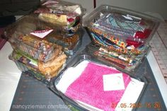 Nancyzieman.com - the blog  Sewing with Nancy  Let's share 100 or more Sewing or Quilting tips!