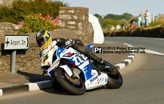 Pure roads. Southern 100, Guy Martin