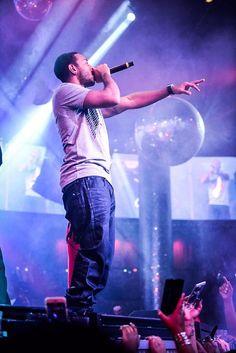 Ludacris makes debut appearance at Drai's Nightclub Las Vegas (Photo credit: Mike Kirschbaum).