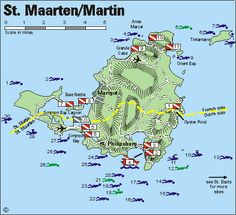 Complete diving guides- the complete guide to diving St Martin/St Maarten