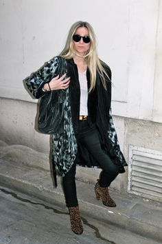 Me in Paris. See more on my blog - Lionsandwolves.com #lionsandwolves #fashionblogger #designer #Leowulff #americanretro #paris #balenciaga #hermes