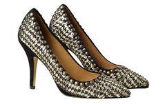 Högklackat på H&M design Isabel Marant