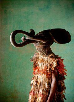Tribal dancer, Bafut, Cameroon    Photograph: Philip Lee Harvey, TPOTY