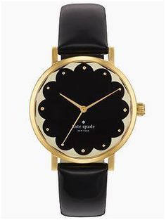 Black Scallop Metro by Kate Spade New York