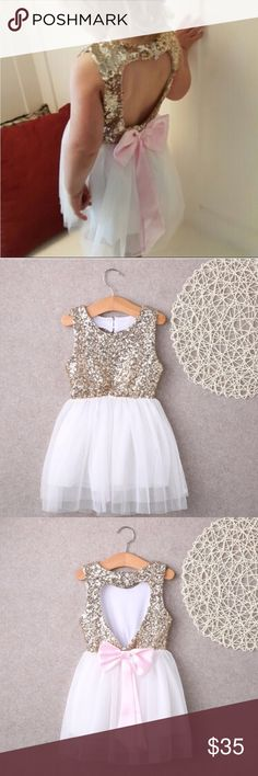 Sequins Heart Tulle Dress Perfect party dress as the holiday season approaches. Brand new! Ships same day if ordered by 10:00 CST. Bundle 3 items and receive 15% off. Dresses
