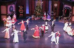Tuzer Ballet - Nutcracker - Party Scene