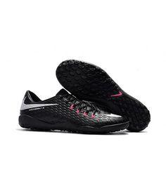 huge selection of 17c5d 42e9d Nike Hypervenom Phelon III TF NA UMĚLÝ POVRCH černá růžový stříbro muži  Leather kopačky