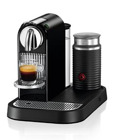 Citiz & Milk Black | Latte and Cappuccino Maker | Nespresso