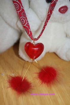 Découvrez le collier sautoir coeur modèle Valenty sur mon blog http://cleaya.com/le-collier-sautoir-coeur-modele-valenty/