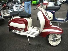 Classic Custom Painted Scooter