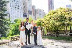 family nyc wedding