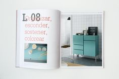 Lunch catalog for VIVE by odosdesign
