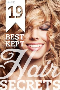 Treat split ends, eat for healthy hair, pump up the volume, get more bounce, deal with curls, and more. http://wb.md/1qHaJz8