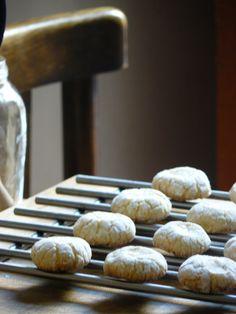 Almond cookies - Italian recipe - thanks Rachel Eats