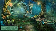 Forest Legends. The Call of Love. CE.