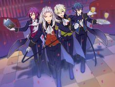Anime People, Anime Guys, Anime Child, Black Wings, Adam And Eve, Star Art, Ensemble Stars, Funny Cute, Anime Art