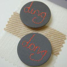 Reflective pins make biking safe and fun!