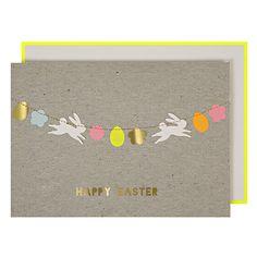 Easter Garland Card