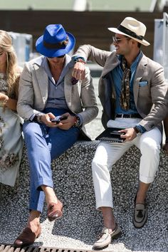 Pitti Uomo 86 street style: i look pi cool. Day by day - Style - Il Magazine Moda Uomo del Corriere della Sera ~ With optimal health often comes clarity of thought. Click now to visit my blog for your free fitness solutions!