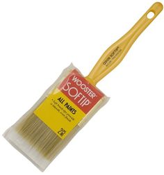 Wooster Brush Paint Brush Q3108-2 Softip Paintbrush, 2-Inch, White  #2-Inch #ArtsandCraftsSupplies #White #WoosterBrush #WoosterBrushPaintBrushQ3108-2SoftipPaintbrush