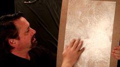 Modern master venetian plaster technique - YouTube