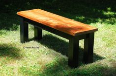 Country Rustic Farmhouse Dining Room Table & by PennRustics