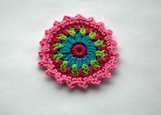 Crochet Embellishment | AnnieDesign | Flickr