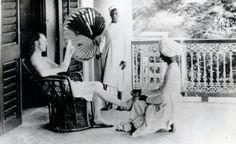 Brits koloniaal India.