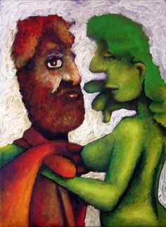 'Ein Paar' von David Joisten bei artflakes.com als Poster oder Kunstdruck $6.48