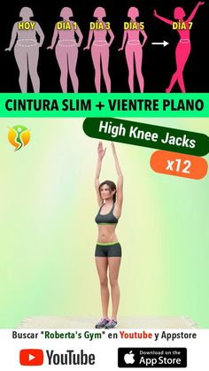 Workout Without Gym, Hiit Workout At Home, Gym Workout Videos, Gym Workout For Beginners, Body Weight Leg Workout, Workout For Flat Stomach, Weight Loss Workout Plan, Flexibility Workout, Exercise