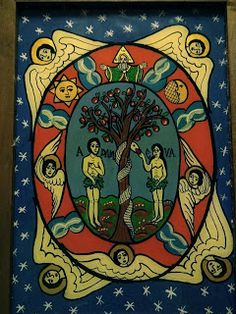Icoane pe Sticla Old Testament, Adam And Eve, Orthodox Icons, Sacred Art, Christian Art, Religious Art, Christianity, Folk Art, My Love