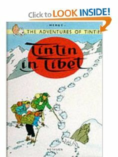 Tintin in Tibet (The Adventures of Tintin) by Herge. $39.95. Series - The Adventures of Tintin. Publication: October 9, 1985. Publisher: French & European Pubns (October 9, 1985). Author: Herge. 62 pages. Tintin searches the mountains of Nepal and Tibet for his friend, victim of an airplane crash.          --This text refers to the        Paperback  edition.                                               Show more                               Show less