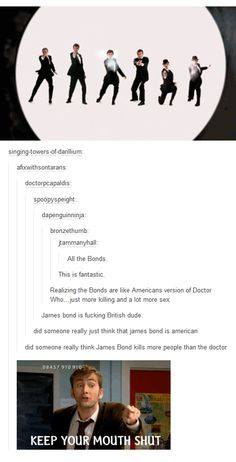 Apologies for the language, dearies, tumblr has no etiquette.