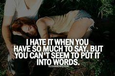 Speechless... #quotes