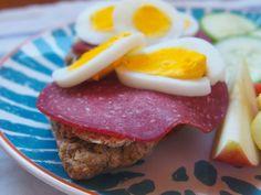 Frokost brød uten heving - Fitfocuse