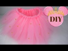 Ribbon Flower for Headband / Belts. Diy Tutu, Tutu Bailarina, Tutu Tutorial, Kids Frocks, Baby Sewing, Diy Clothes, Baby Dress, Crochet Baby, Hair Bows