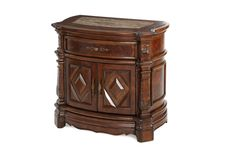 Windsor Court Night Stand Vintage Fruitwood 70040 54