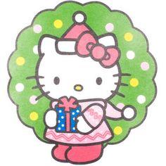 Christmas Hello Kitty | Shirtoid