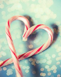 peppermint heart