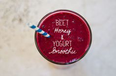 "Neon Pink Smoothie ""Juice"" 