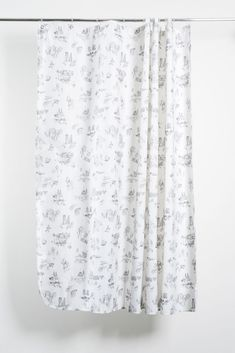 Toile De Suisse Artist Cotton Shower Curtain ( Waterproof ) by Celine Cornu Shower Curtains, Artist At Work, Cotton Canvas, Celine, Panama, Art Pieces, Prints, Canvas, Artworks