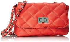 Steve Madden Bcharlee CB Cross Body Bag, Pink/Orange, One Size List Price: $38.00 Sale Price: $25.99